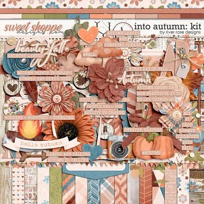 Into Autumn: Kit by River Rose Designs