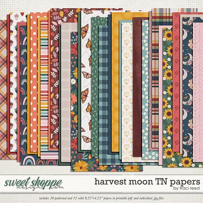 Harvest Moon TN Papers by Traci Reed