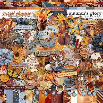 Autumns Glory by JoCee Designs