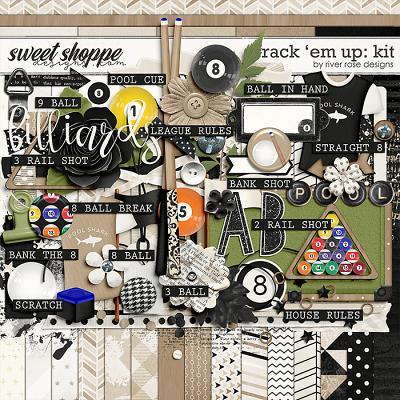 Rack 'Em Up: Kit by River Rose Designs