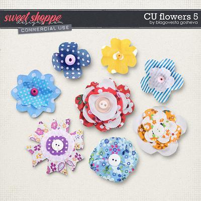 CU Flowers 5 by Blagovesta Gosheva