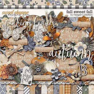 Fall Sweet Fall by Meagan's Creations
