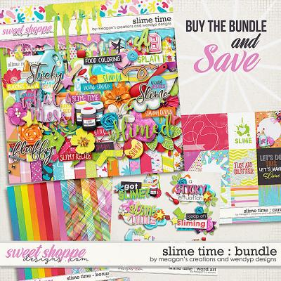 Slime time - Bundle by Meagan's Creations & WendyP Designs