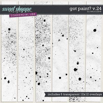 Got Paint? v.24 by Erica Zane