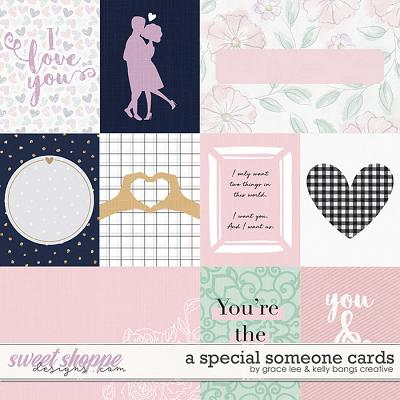 A Special Someone: Cards by Grace Lee and Kelly Bangs Creative