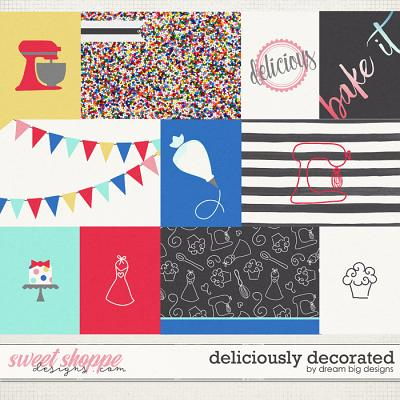 Deliciously Decorated Cards by Dream Big Designs