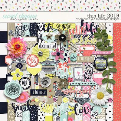 This Life 2019 by Amanda Yi & Mommyish Designs