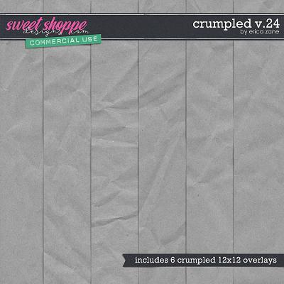 Crumpled v.24 by Erica Zane