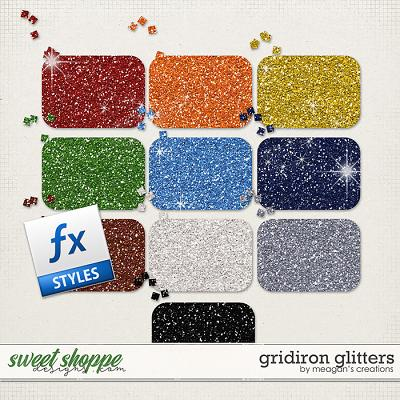 Gridiron: Glitters by Meagan's Creations