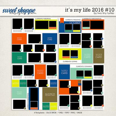 It´s My Life 2016 #10 by Two Tiny Turtles