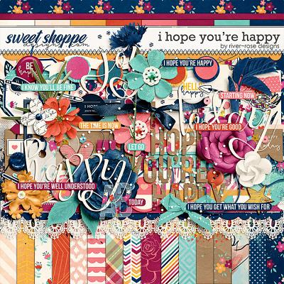 I hope You're Happy by River Rose Designs