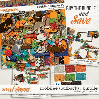 Zoobilee {Outback} : Bundle by Meagan's Creations