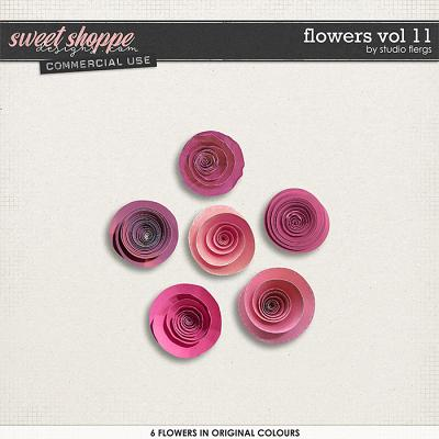 Flowers VOL 11 by Studio Flergs
