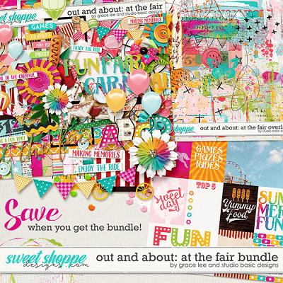 Out and About: At the Fair Bundle by Grace Lee and Studio Basic