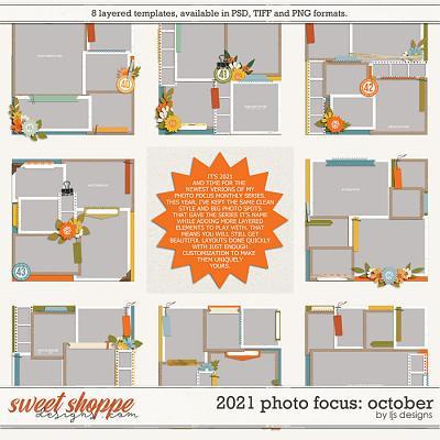 2021 Photo Focus: October by LJS Designs