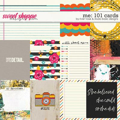 Me: 101 Cards by River~Rose and Studio Basic