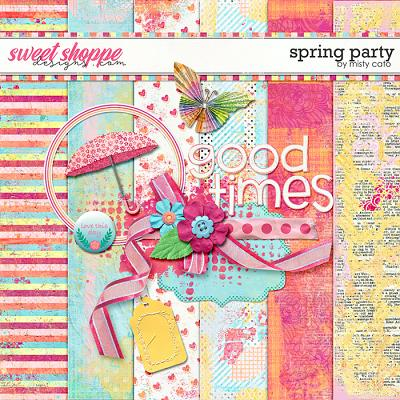 Spring Party by Misty Cato