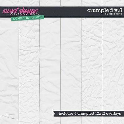 Crumpled v.8 by Erica Zane