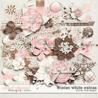 Winter White Extras by River Rose Designs