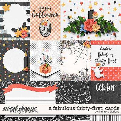 A Fabulous Thirty-first: Cards by River Rose Designs