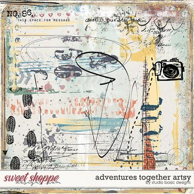 Adventures Together Artsy by Studio Basic