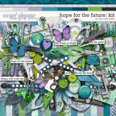HOPE FOR THE FUTURE KIT | by The Nifty Pixel