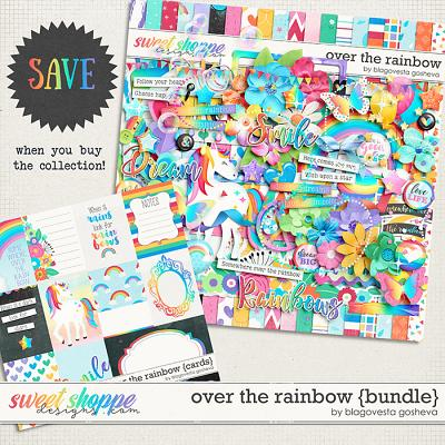 Over the Rainbow {bundle} by Blagovesta Gosheva