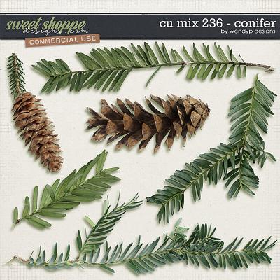CU Mix 236 - conifer by WendyP Designs