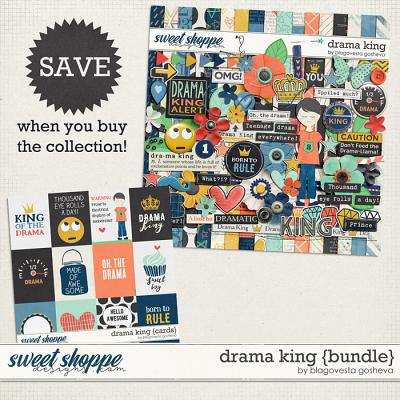 Drama King {bundle} by Blagovesta Gosheva