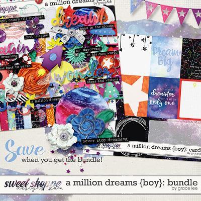A Million Dreams {Boy}: Bundle by Grace Lee