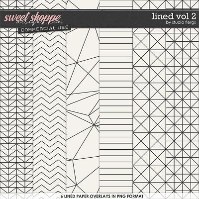 Lined VOL 2 by Studio Flergs