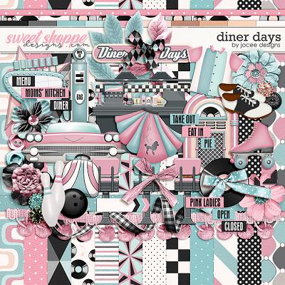 Diner Days by JoCee Designs