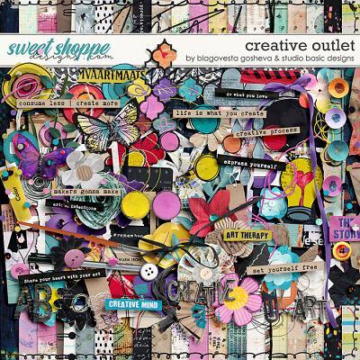 Creative Outlet Kit by Blagovesta Gosheva and Studio Basic
