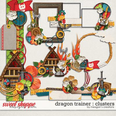 Dragon Trainer : Clusters by Meagan's Creations