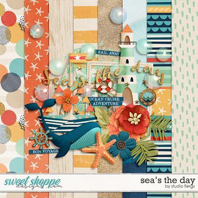 Sea's the Day: MINI KIT by Studio Flergs