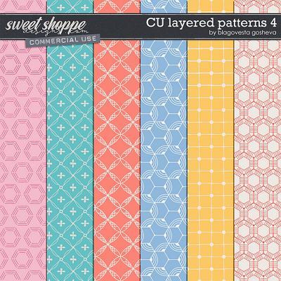 CU Layered Patterns 4 by Blagovesta Gosheva