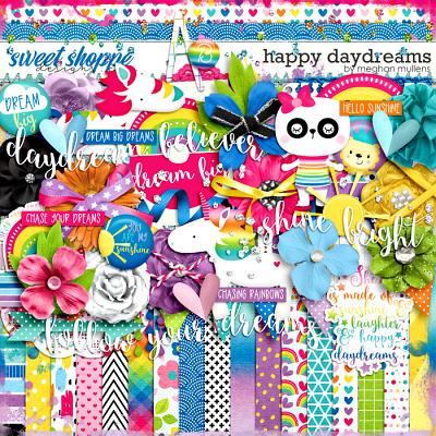 Happy Daydreams-Kit by Meghan Mullens