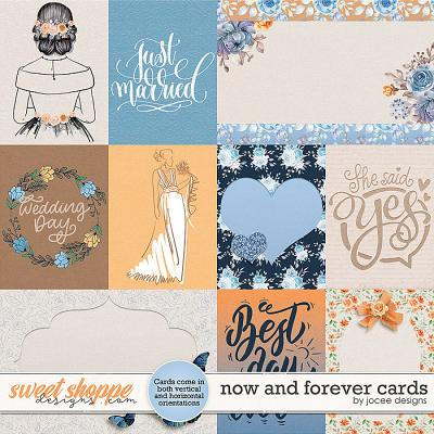 Now and Forever Cards by JoCee Designs