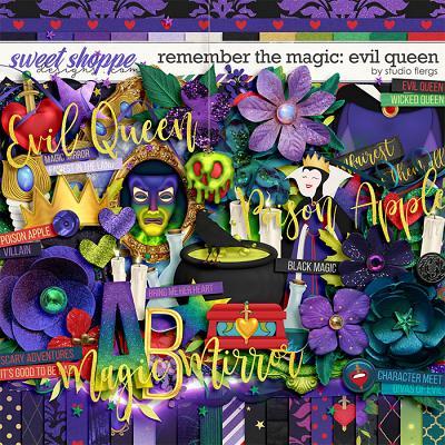 Remember the Magic: EVIL QUEEN by Studio Flergs