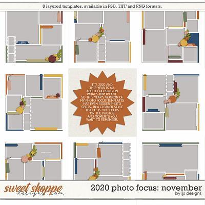 2020 Photo Focus: November by LJS Designs