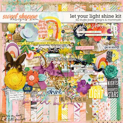Let Your Light Shine Kit by Studio Basic & Mommyish