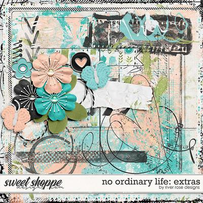 No Ordinary Life: Extras by River Rose Designs