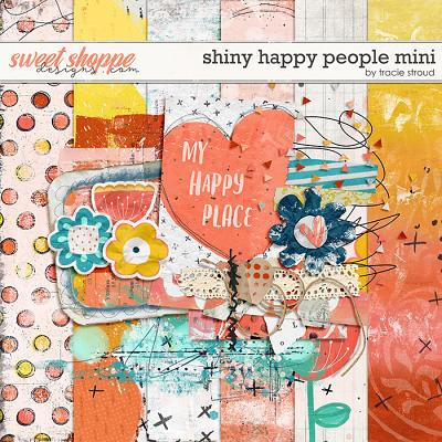 Shiny Happy People Mini by Tracie Stroud