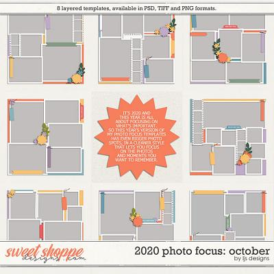 2020 Photo Focus: October by LJS Designs