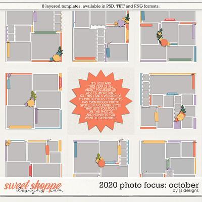2020 Photo Focus: October by LJS Designs