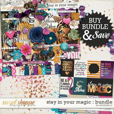 Stay In Your Magic : Bundle by Amanda Yi