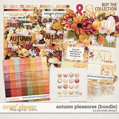 Autumn Pleasures Bundle by Ponytails