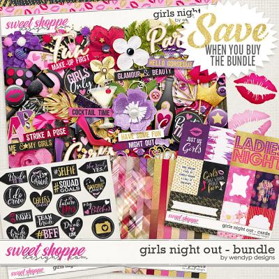 Girls night out - bundle by WendyP Designs