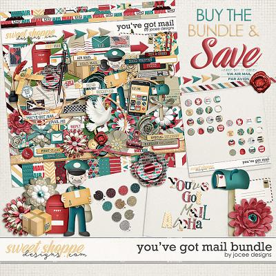 You've Got Mail Bundle by JoCee Designs