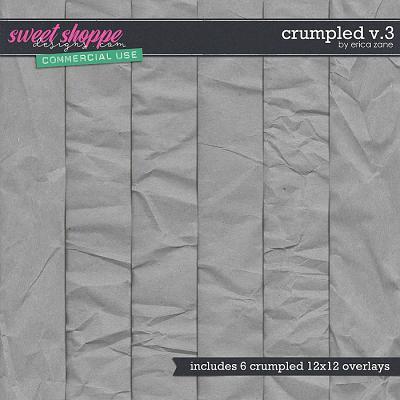 Crumpled v.3 by Erica Zane